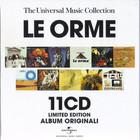 Le Orme - The Universal Music Collection: Felona E Sorona CD3