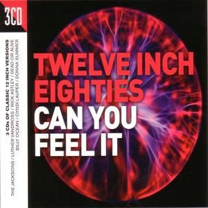 Twelve Inch Eighties: Can You Feel It CD3