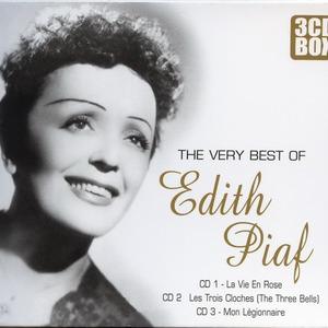 The Very Best Of Edith Piaf - Mon Legionnaire CD3