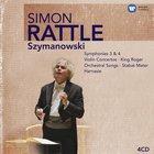 Simon Rattle - Karol Szymanowski: Symphonies Nos. 3 & 4; Violin Concertos; King Roger; Orchestral Songs; Stabat Mater; Harnasie CD1