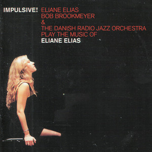 Impulsive! (With Bob Brookmeyer & The Danish Radio Jazz Orchestra)