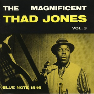 The Magnificent Thad Jones Vol. 3 (Vinyl)