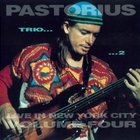 Jaco Pastorius - Live In New York City, Vol. 4: Trio 2