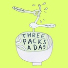 Courtney Barnett - Three Packs A Day (CDS)
