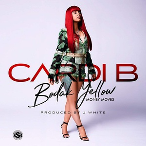 Bodak Yellow (CDS)