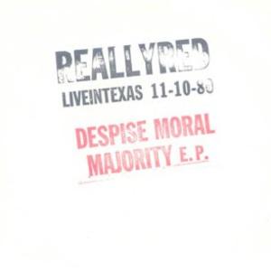 Despise Moral Majority (EP) (Vinyl)