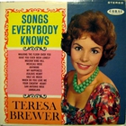 Teresa Brewer - Songs Everybody Knows (Vinyl)