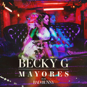 Mayores (Feat. Bad Bunny) (CDS)