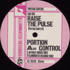Portion Control - Raise The Pulse (EP) (Vinyl)