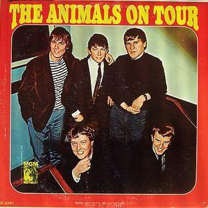 The Animals On Tour - Us (Vinyl)