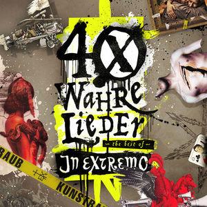 40 Wahre Lieder - The Best Of CD2