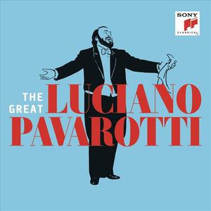 The Great Luciano Pavarotti CD2