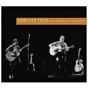 Dmb Live Trax Vol. 24: Spartanburg Memorial Auditorium (With Tim Reynolds) CD2