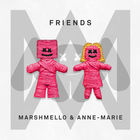 Marshmello & Anne-Marie - Friends (CDS)