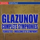 Alexander Glazunov - Symphonies 1 To 8 CD1