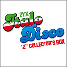 Den Harrow - Italo Disco 12'' Collector's Box CD9