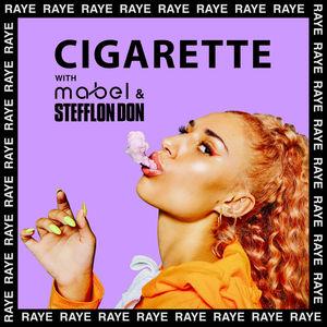 Cigarette (With Mabel & Stefflon Don) (CDS)