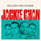 Tiësto - Jackie Chan (With Dzeko, Preme & Post Malone) (CDS)