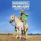 Major Lazer - Let Me Live (With Rudimental, Feat. Anne-Marie & Mr Eazi) (CDS)