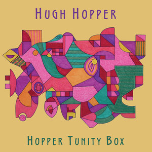 Hopper Tunity Box (Vinyl)