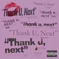 Ariana Grande - Thank U, Next (CDS)
