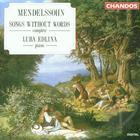 Mendelssohn - Songs Without Words CD1