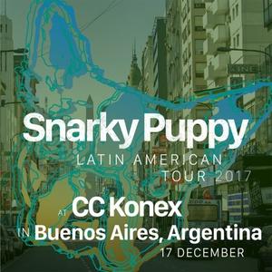 Live Snarky - December 17, 2017 - Buenos Aires, Argentina