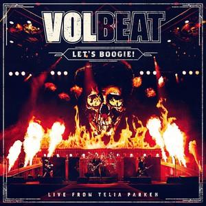 Let's Boogie! (Live From Telia Parken) CD2
