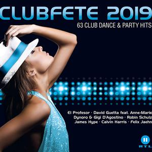 Clubfete 2019 (63 Club Dance & Party Hits) CD3