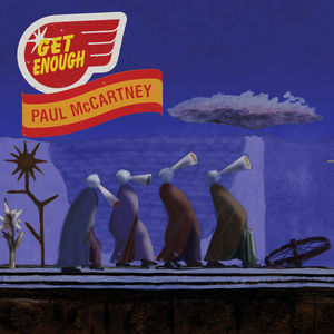Paul McCartney - Get Enough (CDS)