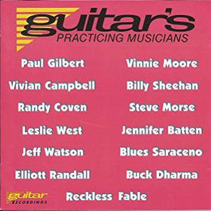Guitar's Practicing Musicians