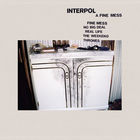 Interpol - A Fine Mess (EP)