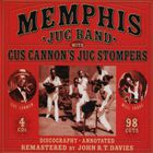 Memphis Jug Band - Memphis Jug Band With Cannon's Jug Stompers CD3