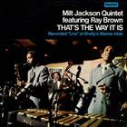 Milt Jackson - That's The Way It Is (Vinyl)