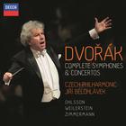 Complete Symphonies & Concertos CD4
