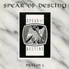 Spear Of Destiny - Psalm 1 CD1