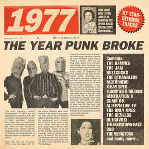 1977: The Year Punk Broke CD1