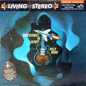 Supersonics In Flight (Vinyl)