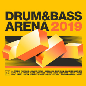 Drum & Bass Arena 2019 CD2