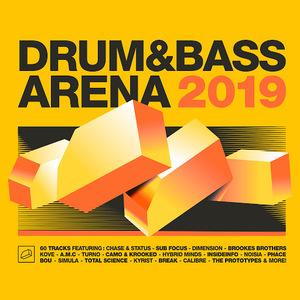 Drum & Bass Arena 2019 CD3