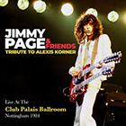 Jimmy Page - Tribute To Alexis Korner