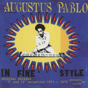 Augustus Pablo In Fine Style