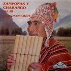 Zampoсas Y Charango Vol. 3