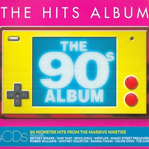 The Hits Album - The 90S Album CD1