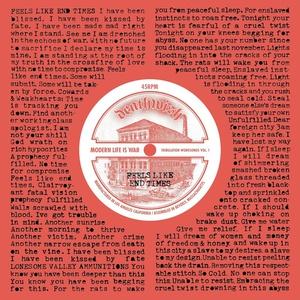 Tribulation Worksongs Vol. 1 (EP)