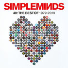 Simple Minds - Forty: The Best Of Simple Minds 1979-2019 CD1