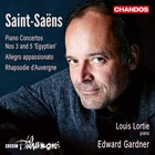 Louis Lortie - Piano Concertos Nos. 3, 5 & Other Works (With Bbc Philharmonic Orchestra & Edward Gardner)