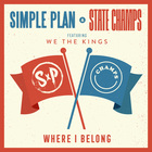 Simple Plan - Where I Belong (CDS)