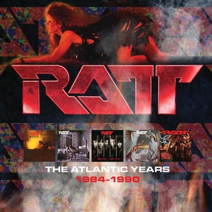 The Atlantic Years 1984-1990 CD4