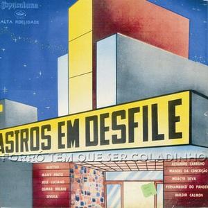 Astros Em Desfile (Vinyl)